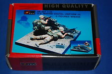 Hobby Fan HF557 - US Marine Digital Uniform (II) w/Base  scala 1/35