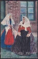 SARDEGNA - COSTUME COSTUMI 102 IGLESIAS Cartolina viaggiata 1947