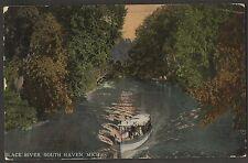 Black River South Haven Mich 1914
