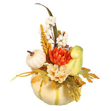Simulated Pumpkin Melon Fruit String Thanksgiving Day Autumn Holiday Decorations