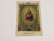 Wallfahrt Gnadenbild St Maria zu Kirchentahl Verlag W Hoffman Prague Kirchental