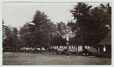 RARE Photo - Boy Scout Camp - Silver Lake PA 1938