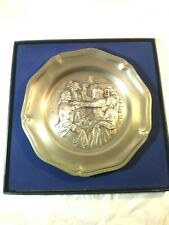 """American Revolution Bicentennial Plate Collection """"Capture of Fort Ticonderoga"""""""