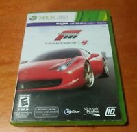 Forza Motorsport 4 Microsoft Xbox 360 Ford Jeep GM Ferrari Lamborghini Jaguar