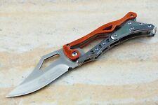 Tactical Klappmesser Taschenmesser Jagdmesser Outdoormesser mit Holzgriff