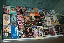 RARE VHS LOT,MR.GOODBAR,KLUTE,ANDY WARHOL,TORCHLIGHT,ROMANCE,SUMMER OF 42,ACTION