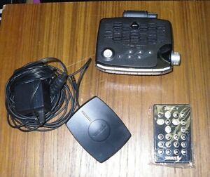 SIRIUS Satellite Car Radio Reciever XACT (XTR3) w/ Remote Control (No DC Cord)