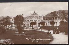 Devon Postcard - The Pavilion, From Princess Gardens, Torquay  RS4762