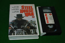 Danger Zone III: Steel Horse War (1990) vhs biker movie rare