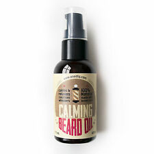 Calming Beard Oil w/ Vitamin E- 2oz - Best Beard Conditioner!