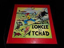 Archives Fleurus Oscar Hamel et Isidore 2 : L'oncle du Tchad Fleurus 1981