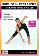 Barlates Lounge Room Series 5 Workouts Exercise DVD Linda Wooldridge