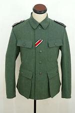 WWII M43 elite field wool tunic Feldbluse XL