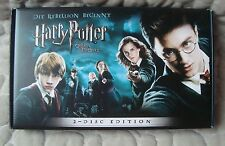 Harry Potter and the Order of the Phoenix RARE DVD Collector´s set figurines