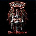 Live At Brixton '87 Remaster Motörhead CD Sanctuary new sealed Motorhead Lemmy