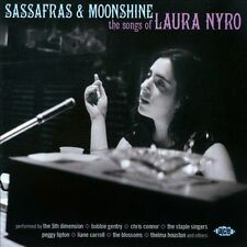 Sassafras & Moonshine: The Songs of Laura Nyro by Various Artists (CD, Oct-2012, Ace (Label))