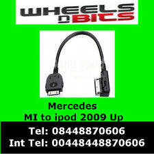 Mercedes A,B,C,E,CLS,GLK,SL,SLK Class ipod iPhone upto 4S to Media Interface
