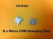 2 x HTC EVO 3D Micro USB Charging Port  3438
