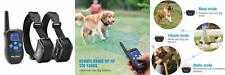 Dog Training Collars with Remote - Shock Collar for 2 Dogs, Small, Medium,...