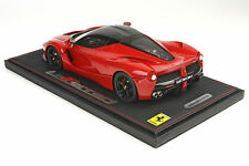 FERRARI LAFERRARI 2013 RED/BLACK ROOF BBR P1879 159PCS 1/18