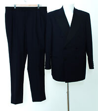 PAL ZILERI Smoking Anzug Gr. Sakko 50 Hose 52 Wolle Suit