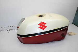 SUZUKI 1983 GS750E GS750ES GAS TANK FUEL TANK PETROL TANK RESERVOIR  (SBGTU128)