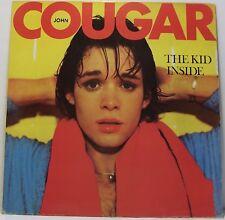 """JOHN COUGAR MELLENCAMP : THE KID INSIDE Vinyl LP Album 33rpm 12"""" Excellent+"""