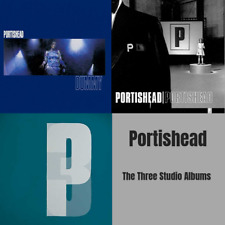 Portishead - Complete Studio Albums Collection - 3 x Vinyl LP *NEW & SEALED*
