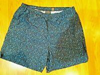 Trader Bay Mesh Lined  Shorts Swim Trunks Blue Men's Size XL