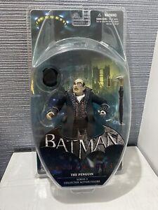 DC Direct Batman Arkham City The Penguin Series 3 Action Figure DC Collectibles