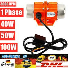 40/50/100W AC Vibration Motor Vibrating Asynchronous Vibratormotor 220V 3000RPM