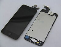 BLACK LCD Touch Screen Display Digitizer Assembly Replacement for iPhone 5 5G