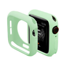 Ultra Thin Soft Tpu Silicone Case Cover For 42mm iWatch Series 1/2/3 - Green