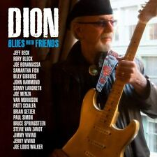 DION 'BLUES WITH FRIENDS' CD (5th June 2020)