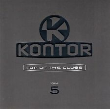 KONTOR TOP OF THE CLUBS VOL. 5 / 2 CD-SET - TOP-ZUSTAND