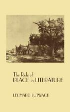 The Role of Place in Literature-ExLibrary
