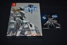 RXN Raijin Limited Edition Nintendo Switch - Eastasiasoft - BRAND NEW + SEALED!