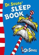 NEW Dr. Seuss's Sleep Book By Dr Seuss Paperback Free Shipping CLEARANCE STOCK