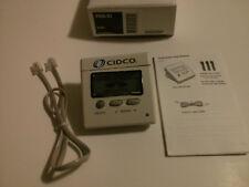 New CIDCO Model PA 25 Call Memory Caller ID Display Unit