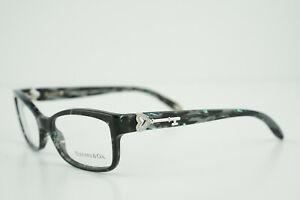 Tiffany & Co. TF 2064-B 8129 51-16 135 Blue Tortoise Eyeglasses Frames