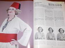Plb.Bette Davis,Julie Newmar,Bettina Rheims,A.Borghese,Roberta Georgiadi,jjj
