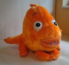 "Large Orange Gold Fish Plush 14"" stuffed animal toy The Petting Zoo"
