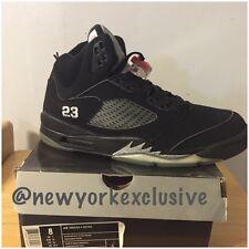Nike Air Jordan V 5 Retro Metallic Sz 8 NWB 2007 1 2 3 4 6 7 8 9 10 11 12