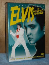 Elvis To Memphis & Beyond (DVD, 2009, 4-Disc) NEW documentary tracing his life