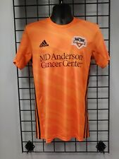 2020 adidas HOUSTON DYNAMO HOME JERSEY (GE5926) SIZE MENS X-LARGE
