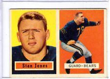 1957 Topps Stan Jones Ex # 96