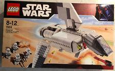LEGO STAR WARS (7659) – IMPERIAL LANDING CRAFT - BRAND NEW - NISB!
