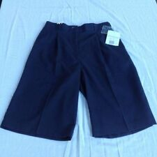 Patternless Regular Size Shorts for Women