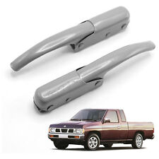 For Nissan Big-M Hard Body 90 - 1996 97 Rear Tailgate Handle Opener Locker Gray