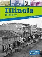 Illinois History (State Studies: Illinois)-ExLibrary